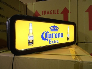 Corona Feature Light Box