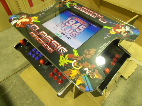 Mr Pinball Ultimate 1300 Games Dual Table Top